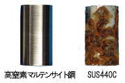 High-nitrogen stainless steel