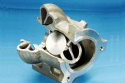 Turbocharger housing (DCR3, DCNX1)