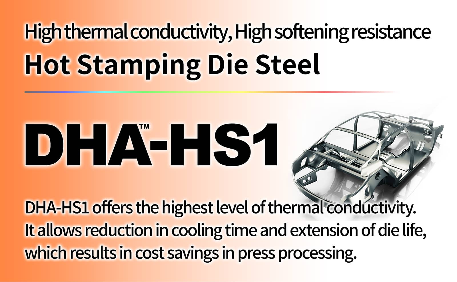 Hot Stamping DHA-HS1