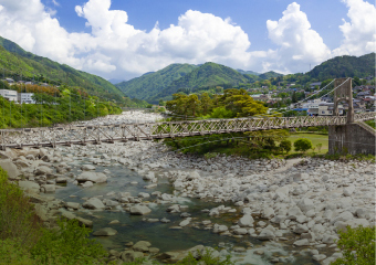 南木曽社有林イメージ